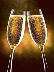 Toast to the New Year in Mars Hill for more bang for