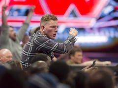 Pat McAfee signs contract with WWE