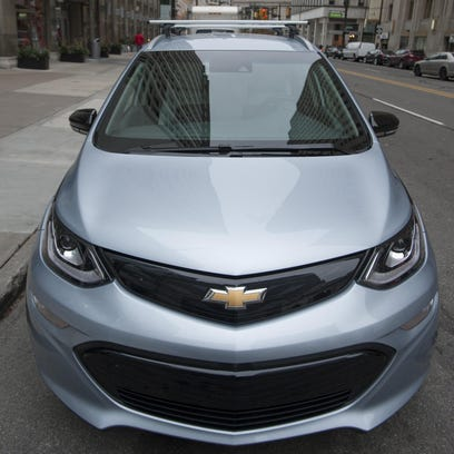 Time short for Chevy's Bolt to take charge