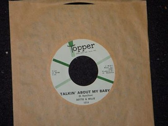 """""""Talkin' About My Baby"""" by Dottie & Millie"""