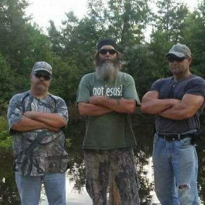 """David Yelton, Mike Myers and Kevin Dodd are on """"Rednecks"""