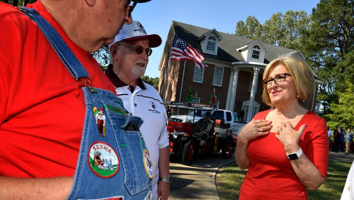 U.S. Rep. Diane Black joined with other top-tier gubernatorial
