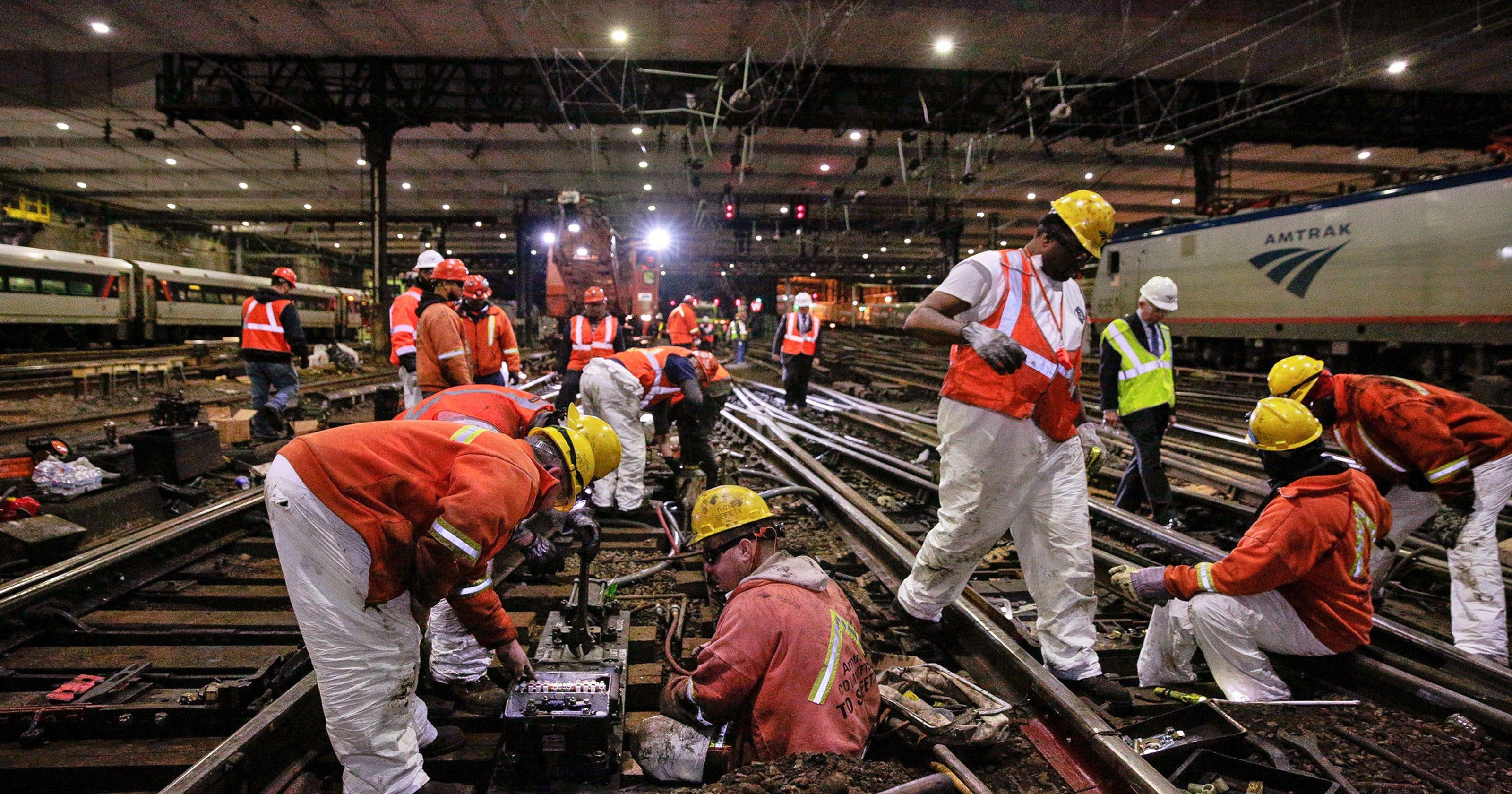 NJ Transit to divert some Penn Station trains to Hoboken