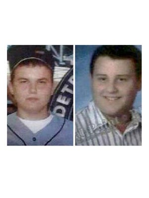 Jourdan Bobbish, left, and Jacob Kudla were tortured and murdered in 2012.