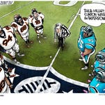 Michael Ramirez, Investor's Business Daily, drew this Desert Sun editorial cartoon for Feb. 6, 2016.