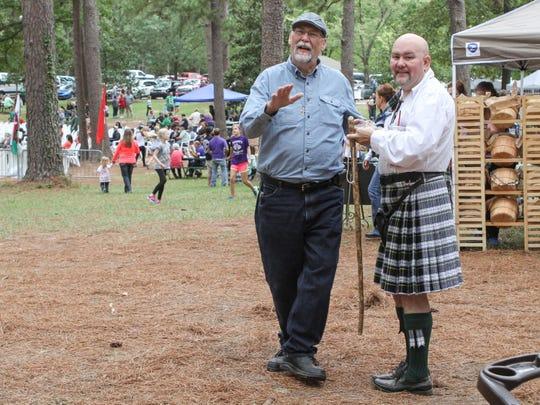 The 2015 Northeast Louisiana Celtic Festival brought