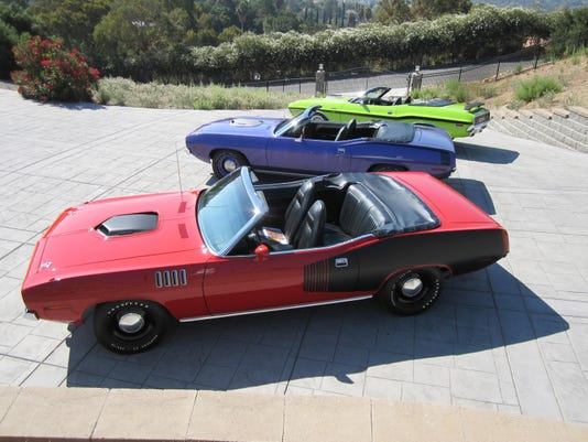 Collector car market fueled by love, then money