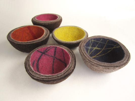 Crafts-Gifts-Wet Felting (2)