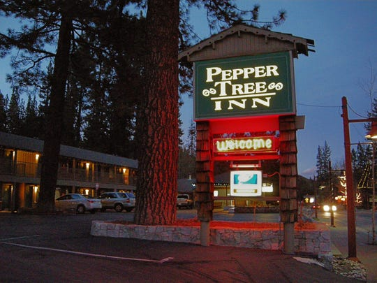 The Pepper Tree Inn in Tahoe City offers inexpensive lodging with a generous continental breakfast.