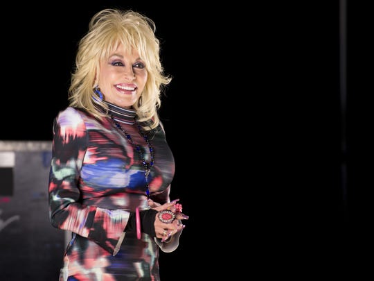 Dolly Parton has big plans for 2016, on stage and off.