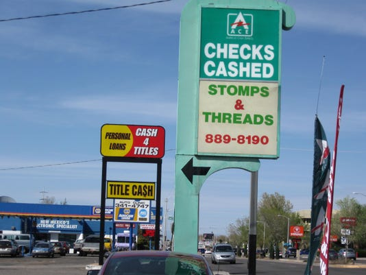 On the Money-Ending Payday Lending (2)