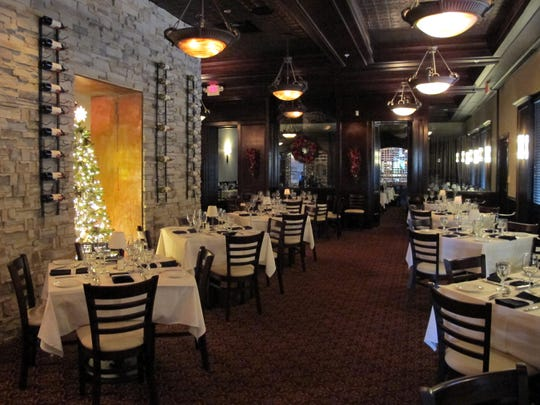 The remodeled St. Germain Steakhouse recently replaced the longtime Stoney's Steakhouse in Naples' Bayfront.