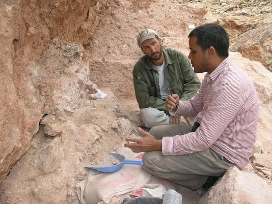 Earliest fossil evidence of Homo sapiens found in Morocco, rewriting the story of our speci