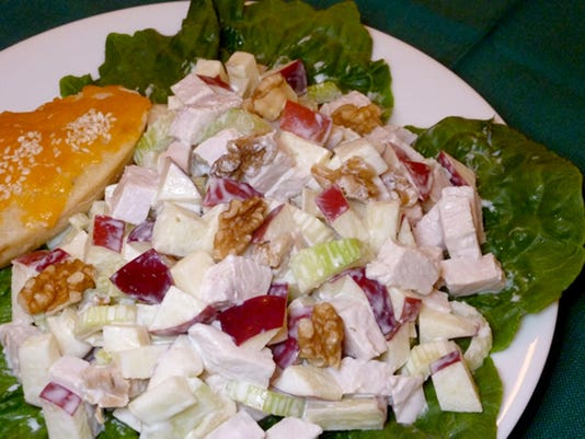 Try this updated version of the classic Waldorf Astoria salad
