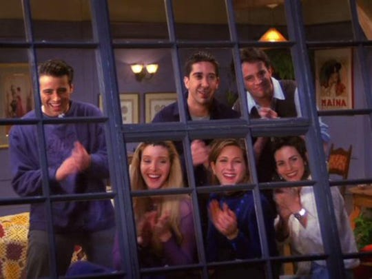 Why 'Seinfeld,' 'Friends' and 'The Office' are the weapons of choice in streaming wars