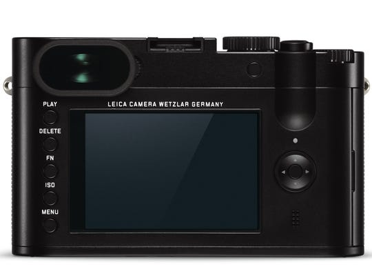 The Leica Q offers the photographer a large high resolution