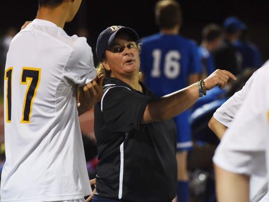 Female coaches - Terri Cilento