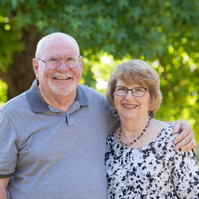 60th anniversary: Beth and Don Keeler