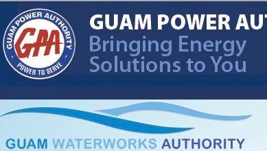 Guam's utility agencies.