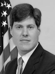 FBI agent Michael John Miller who died in the line