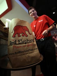 The Red Elephant on Thomasville Road closed its doors
