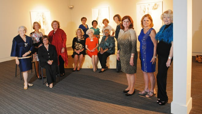 Long time supporters of the arts and area charities, the established power women know who's who.