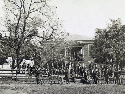 Appomattox Court House