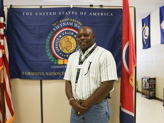 Willie Celestine has served as an outreach specialist