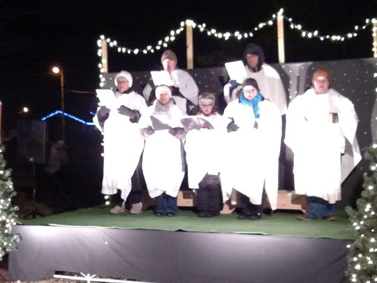 Martin Luther Church's Live Nativity is Dec. 2.