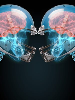 Concussion-related lawsuits are flowing through courts at a no-huddle pace.