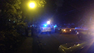 Police on scene on Park Avenue