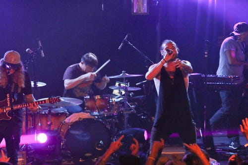 Dirty Heads performs a sold out show at Vinyl Music