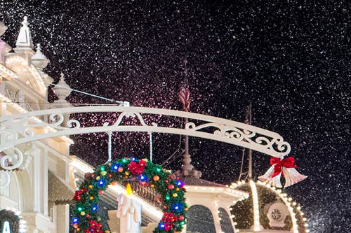 Disney Parks: The holiday season begins now