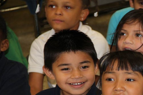 Read 2 Succeed: Foust Elementary 11/13/14