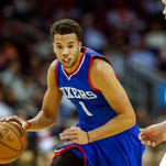 Michael Carter-Williams is averaging 15 points per game this season.