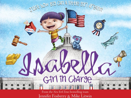 'Isabella in Charge' by Jennifer Fosberry
