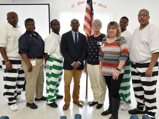 The Soldier On Incarcerated Veterans program at Central