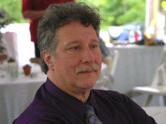 Paul O'Donoghue, who died March 12, 2018, at age 63.