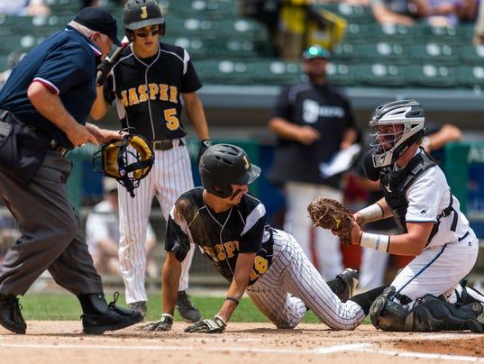 HS Baseball 3A State Finals  SDO 20170617