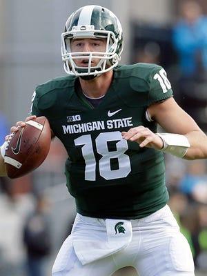 Michigan State QB Connor Cook