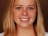 Collingswood grad Rachel Galante earns rookie of the week honor at Rowan.