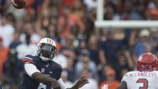 Jeremy Johnson will try to improve to 5-0 as a starter as Auburn plays Saturday at LSU