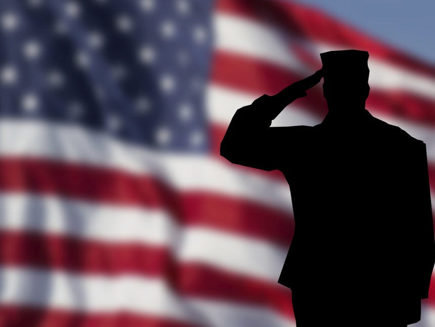 Honor the brave men and women that gave their lives for our country this Memorial Day.