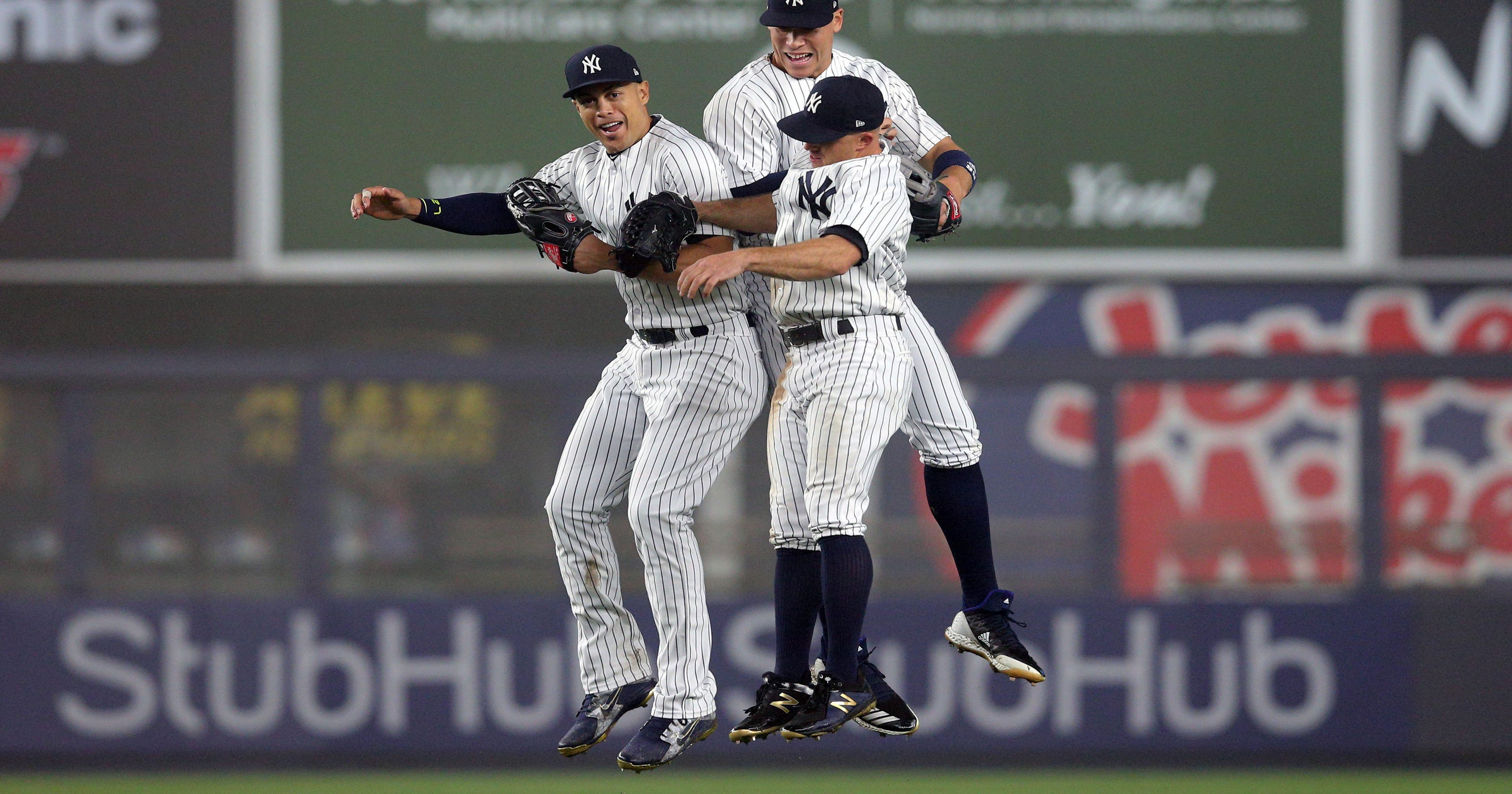 b1613dee0b4 MLB power rankings  Yankees leapfrog Red Sox for top spot as AL East battle  continues