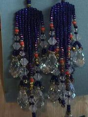 Artist Michelle Passow creates fine bead work jewelry