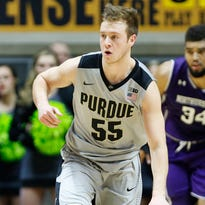 Purdue's Albrecht excited for Michigan homecoming