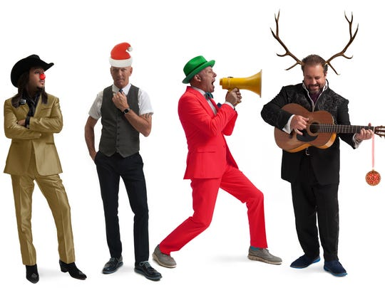 "The Mavericks bring their ""Sleigh Bells Ring Out"" holiday show to The Grand on Dec. 10."