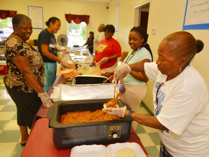 The Community Feed & Read offers free lunches and books
