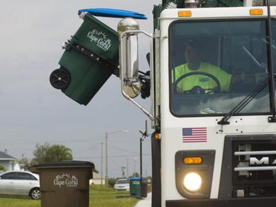 Waste Pro is one of the many companies at a job fair this month.