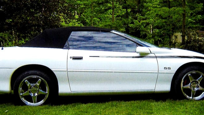 Reader Dave Cronk from Montrose, Pennsylvania, owns this beautiful 1996 Chevy Camaro Z28 SS conversion by the former SLP engineering company in Toms River, New Jersey. The car carried a full Chevrolet warranty.